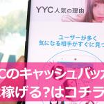 YYCのメールレディ(キャッシュバッカー)は稼げる?