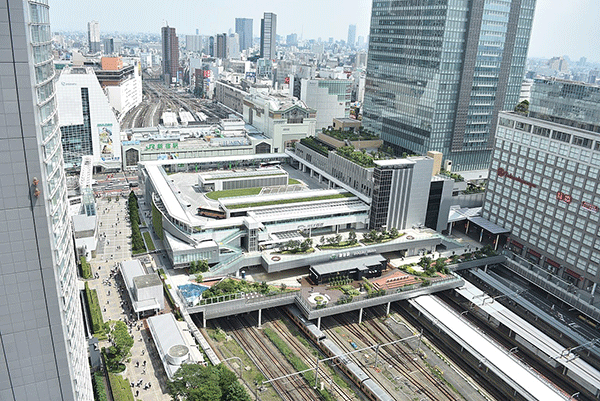 6.新宿駅周辺
